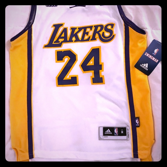 50d06d7fca3 Los Angeles Lakers Kobe Bryant Adidas NBA Jersey
